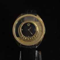 Versace Otel 39mm Cuart k1070292 nou