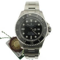 Rolex Sea-Dweller Deepsea Acciaio Nero Senza numeri Italia, Caldiero (Verona)