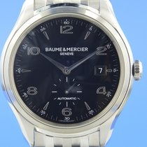 Baume & Mercier Clifton Steel 41mm Black