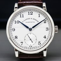A. Lange & Söhne 235.026 White gold 2017 1815 38.5mm pre-owned United States of America, Massachusetts, Boston