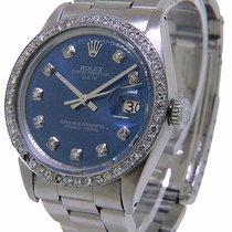 Rolex Oyster Perpetual Date Steel 37mm Blue United States of America, Florida, Miami