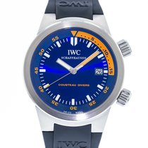 IWC Aquatimer Automatic Steel 42mm Blue United States of America, Georgia, Atlanta