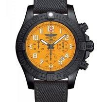 Breitling Avenger Hurricane 45mm Yellow Arabic numerals