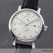 Mühle Glashütte Steel 43mm Automatic M1-10-35 pre-owned