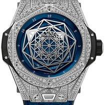 Hublot Big Bang Sang Bleu Titanium Blue