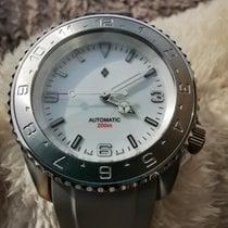 Seiko SKX007K1 Steel Prospex 42mm new