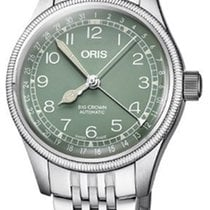Oris Big Crown Pointer Date 01 754 7749 4067-07 8 17 22 2020 new