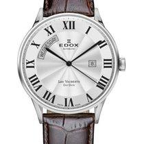 Edox Les Vauberts 83010 3B AR new