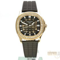 Patek Philippe Aquanaut 5068R-001 Unworn Rose gold 35,6mm Automatic