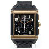 Jaeger-LeCoultre Reverso Squadra Chronograph GMT 35mm