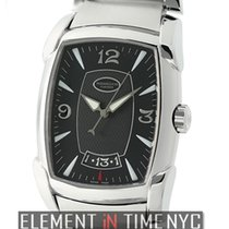 Parmigiani Fleurier Kalpa Steel 37mm Black Arabic numerals United States of America, New York, New York