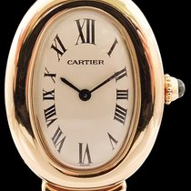 Cartier Baignoire Or jaune 23mm Champagne Romain France, Bordeaux
