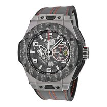 Hublot Men's 401.NJ.0123.VR Big Bang Ferrari CarbonWatch
