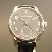 Moritz Grossmann White gold 41mm Manual winding MG-000461 new