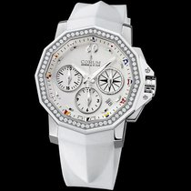 Corum LADY'S ADMIRAL'S CUP CHRONOGRAPH 40MM DIAMONDS