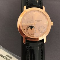 Patek Philippe Complications (submodel) usado 35mm Ouro rosa