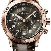 Breguet Type XX - XXI - XXII new Automatic Chronograph Watch with original box and original papers