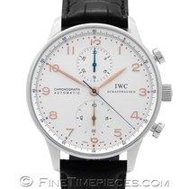 IWC Portugieser Chronograph Automatic Service 2016 3714-01