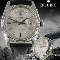 Rolex Day-Date 36 Weißgold 36mm Silber Keine Ziffern Deutschland, München