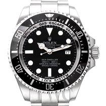勞力士 (Rolex) Deep Sea Black/Steel Ø44 mm - 116660