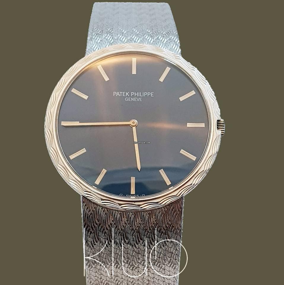 7e19839fefb Comprar relógios Patek Philippe Ouro branco