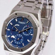 Audemars Piguet Royal Oak Dual Time Watch Box/Papers 26120ST.O...