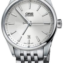 Oris Artix Date Steel 42mm Silver United States of America, New York, Airmont