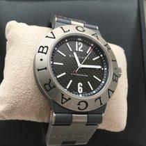 Bulgari Diagono aluminium chronograph