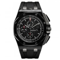 Audemars Piguet Royal Oak Offshore Chronograph Carbon Balck...