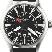 Ball Engineer Master II Aviator GMTGM1086C-LJ-BK nuevo