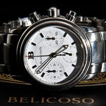 Blancpain Leman Chronograph Automatic All Stainless Steel