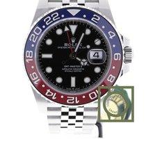 Rolex 126710BLRO Staal GMT-Master II 40mm