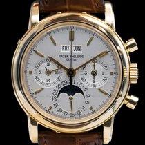 Patek Philippe 3970J Perpetual Calendar Chronograph 18K Yellow...