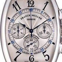 Franck Muller Master Calendar Magnum Chronograph White Gold