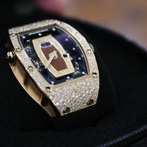 Richard Mille Rose gold 34.40mm Automatic new