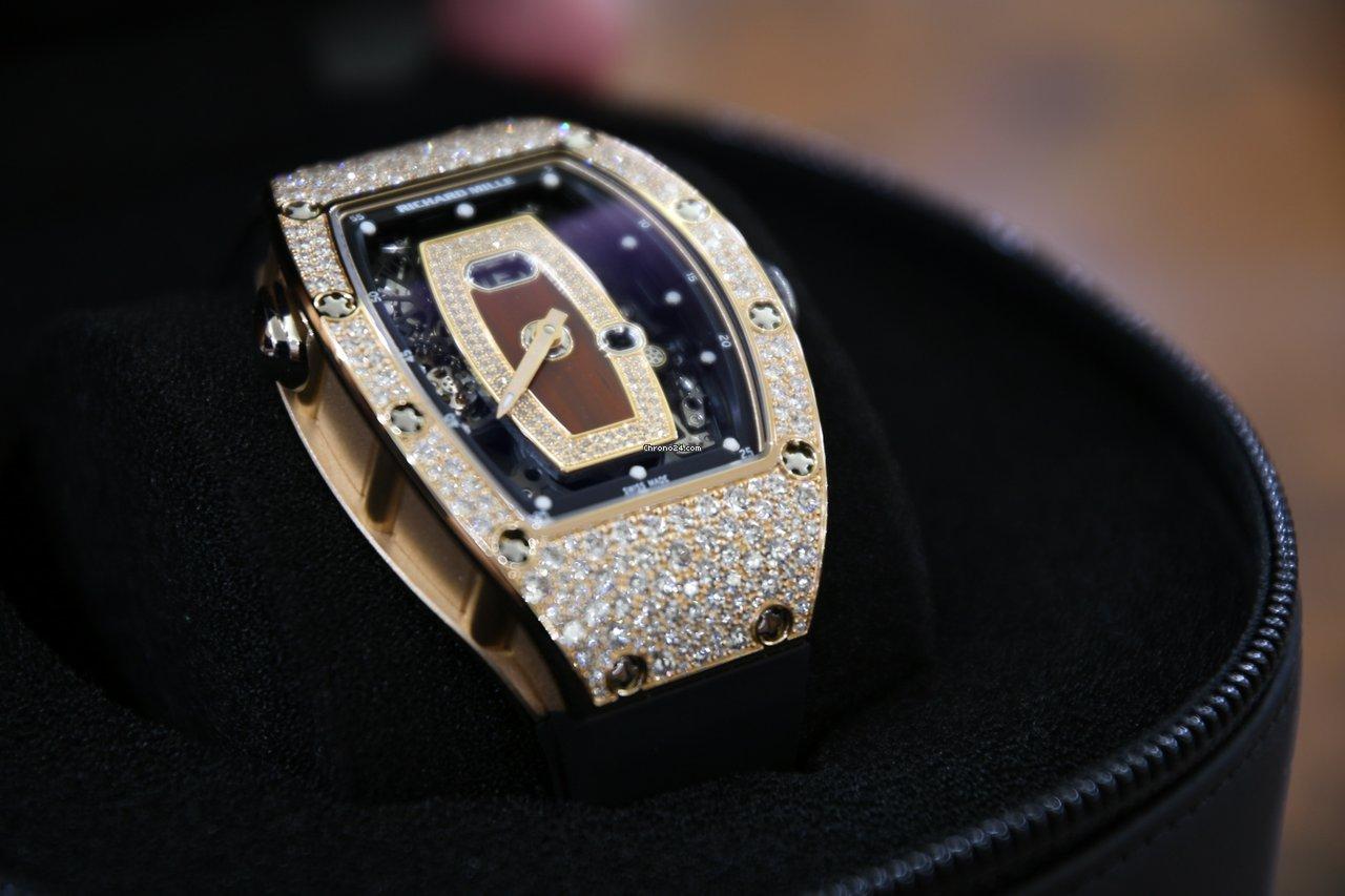 ccadf03dc1f6 Precios de relojes Richard Mille mujer