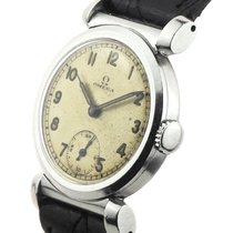 Omega Steel 33,5mm Manual winding pre-owned