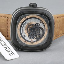 Sevenfriday Steel 47mm Automatic P2/01 new