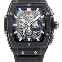 Hublot Spirit of Big Bang Cerámica 45mm Transparente