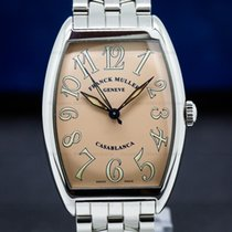 Franck Muller Casablanca pre-owned 31mm Steel