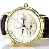 Jaeger-LeCoultre Master Geographic 169.1.92 1990 rabljen