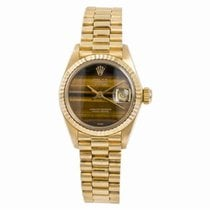 Rolex Lady-Datejust 6917 Yellow gold 26mm Automatic United States of America, New York, New York