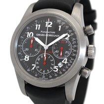 Girard Perregaux Cronografo 40mm Automatico 2000 usato Nero