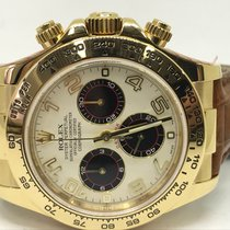 Rolex Chronograph 40mm Automatic 2010 pre-owned Daytona White