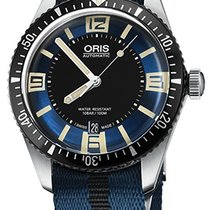 Oris Divers Sixty Five Arabic numerals United States of America, New York, Brooklyn