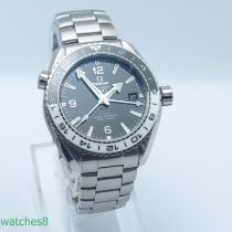 Omega pre-owned Automatic 43.5mm Black Sapphire Glass 60 ATM