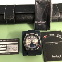 Hanhart Steel 44mm Automatic 742.270 pre-owned