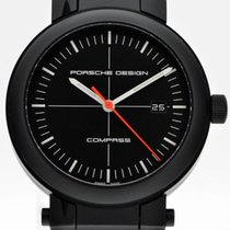 Porsche Design Heritage Titanium 42mm Black