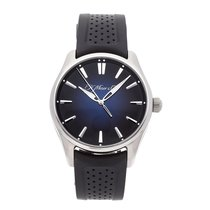 H.Moser & Cie. Steel 42.7mm Automatic 3200-1200 pre-owned