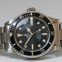 Rolex 1665 Acier 1980 Sea-Dweller 40mm nouveau
